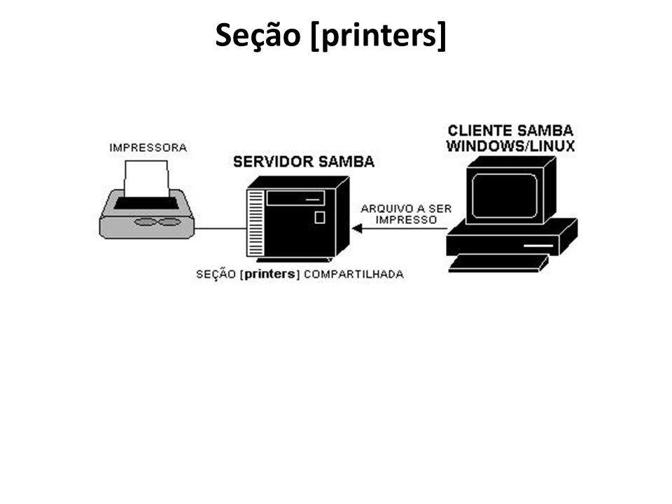 Seção [printers] 43